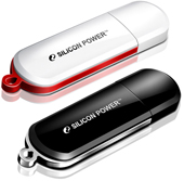 Silicon Power Announce the Simply Elegant LuxMini 320 & LuxMini 322 USB Flash Drives
