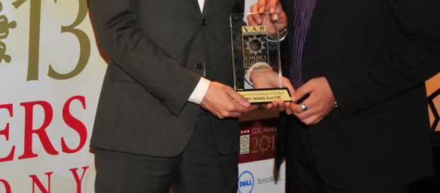 ASBIS recognized the Components Distributor of the Year in Middle East