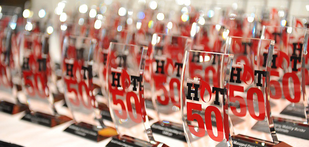 ASBIS honoured at the Reseller Hot 50 Awards