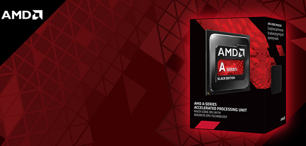 GET EVOLVED. Meet the next-generation APU