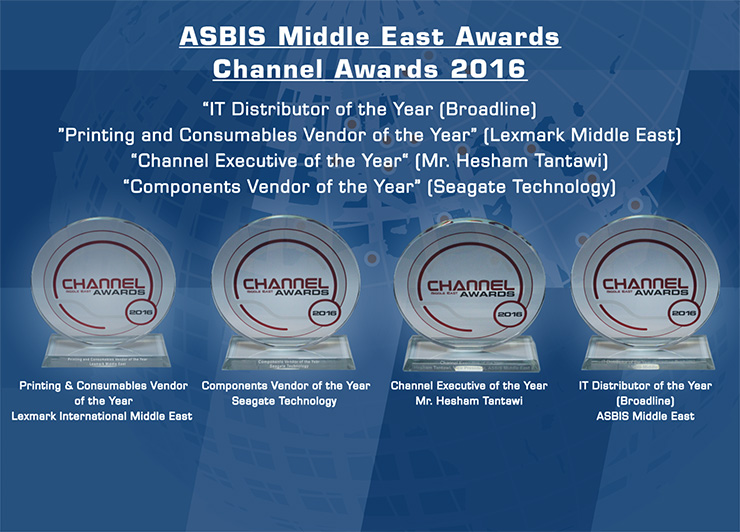 "ASBIS Awards ""Channel Awards 2016"