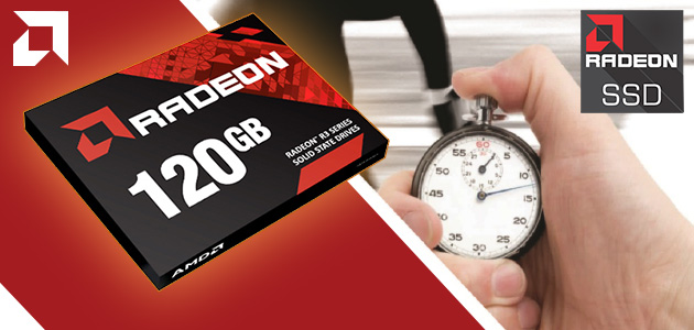 Radeon™ Solid State Drives (SSD) R3 Series