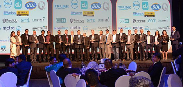 ASBIS picks up two channel awards in the Middle East
