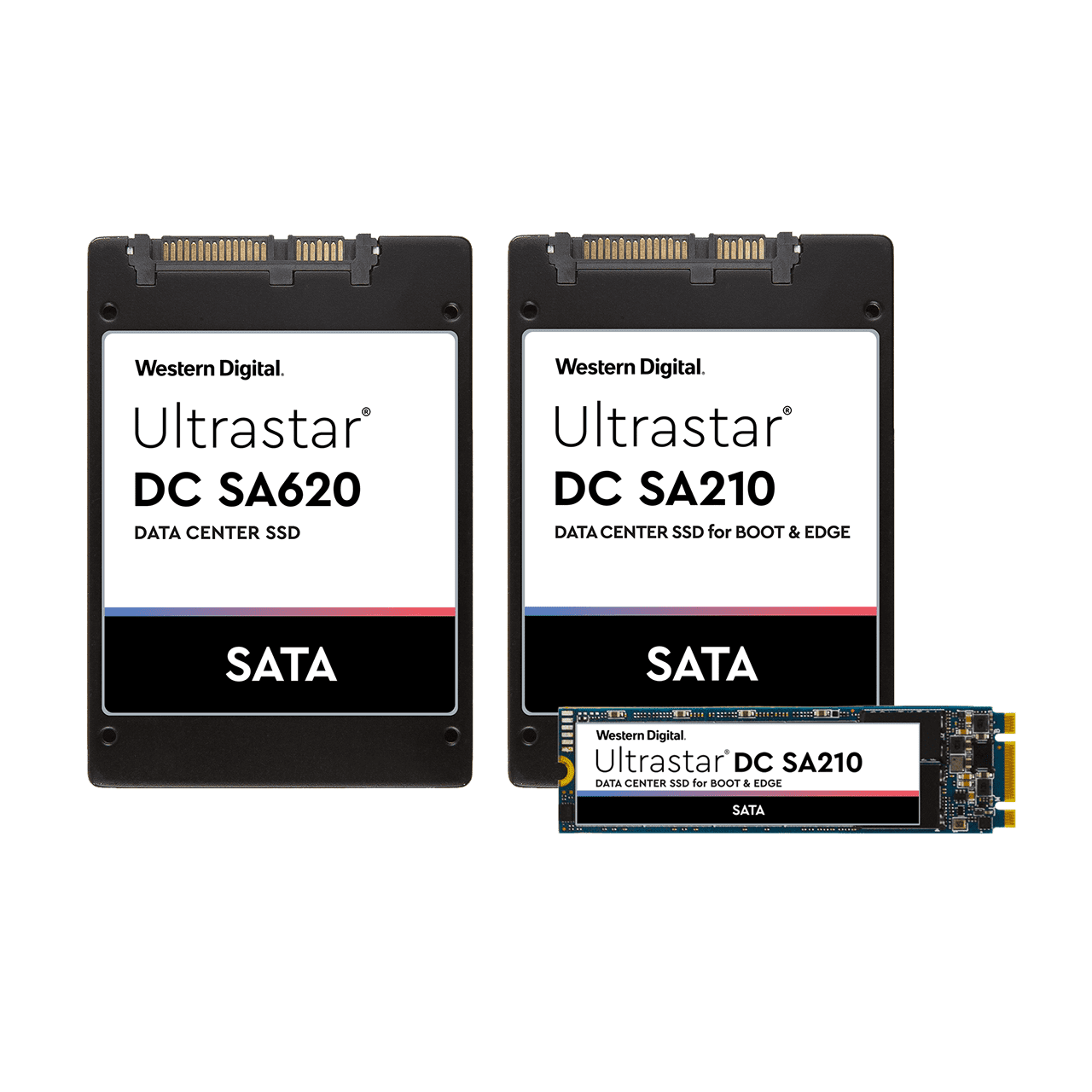 Ultrastar SATA Series SSD