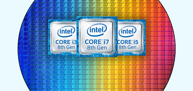 New 8th Gen Intel Core Processors