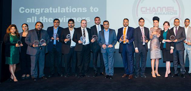 ASBIS wins channel recognition award in the Middle East