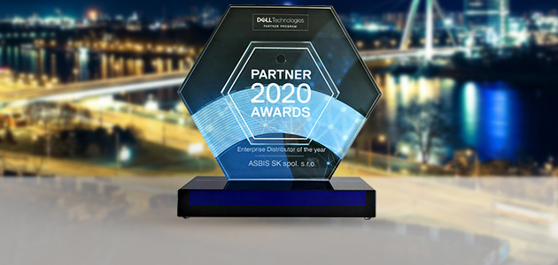 ASBIS Slovakia become Dell EMC Best Enterprise Distributor of the Year!
