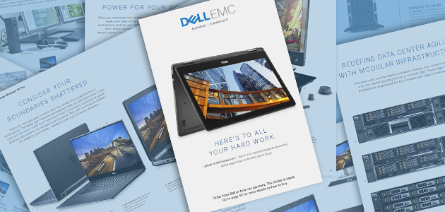Dell EMC Latest Product Catalogue Available for Download