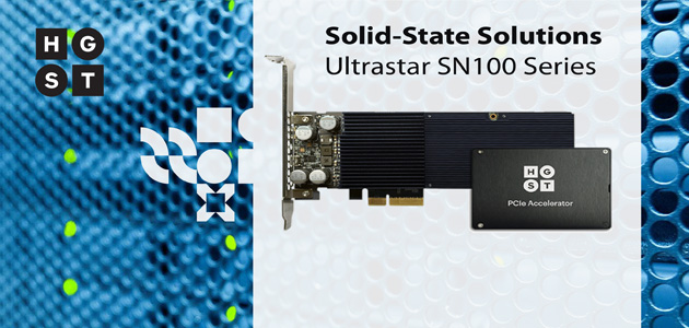 HGST NVMe SSD Solid-State Solutions