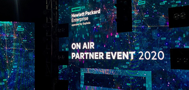 Hewlett Packard Enterprise awarded ASBIS Belarus VAD Team