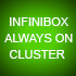 Metrocluster INFINIDAT and 100% guarantee Always On