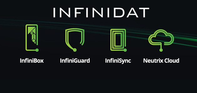 INFINIDAT InfiniBox F6212, InfiniSync and InfiniGuard are available at ASBIS