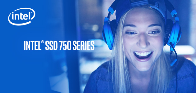 Intel® SSD 750 Series: Performance Unleashed