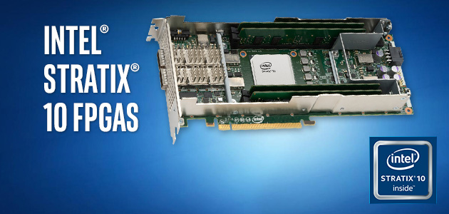 Intel Adds to Portfolio of FPGA Programmable Acceleration Cards to Speed Up Data Center Computing
