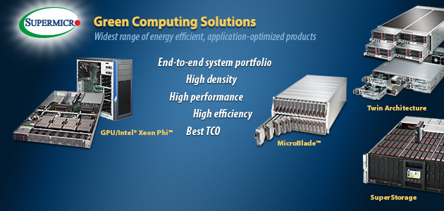 ASBIS Offers Full Supermicro® Portfolio