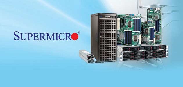 Supermicro® Highlights High Efficiency, High Performance Supercomputing Innovations