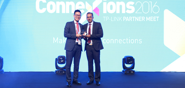 ASBIS Middle East picks up partner excellence accolade from TP-LINK