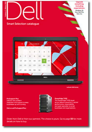 Dell's Latest Product Catalogue available now