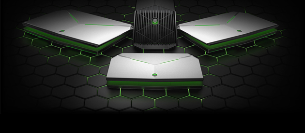 Alienware introduces new portfolio of products